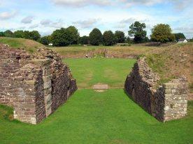 Caerleon amphitheatre