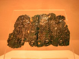 Caerleon museum - decorative bronze