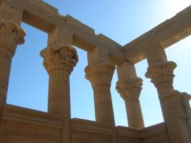 Trajan's kiosk at Philae