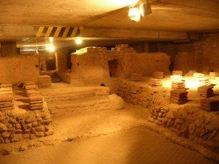 Augst fortress baths