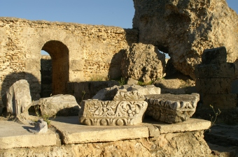 Carthage Antonine baths