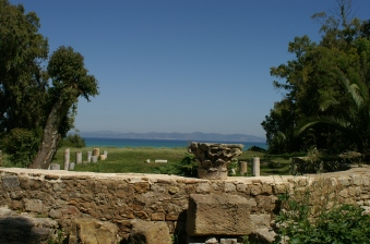 Carthage basilica of Saint Cyprian