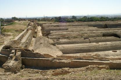 Carthage cisterns