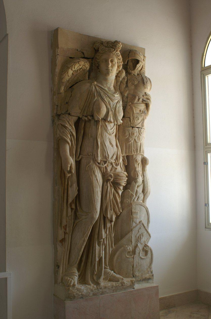 Frieze in Carthage museum