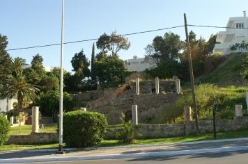 A villa in Carthage
