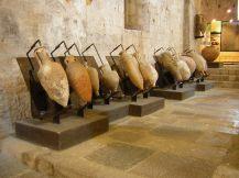 Girona museum - amphorae