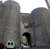 Girona north gate