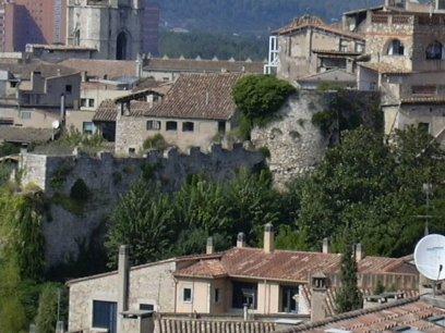 Girona wall fragment
