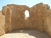 Masada Byzantine church