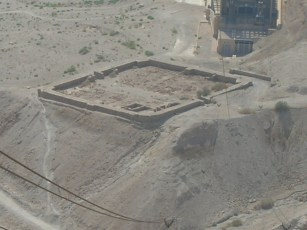 Masada Roman fort
