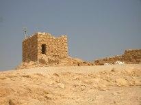 Masada watchtower