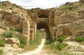 Oudna amphitheatre