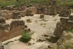 Oudna - Laberii baths