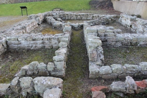 Piercebridge courtyard building hypocaust