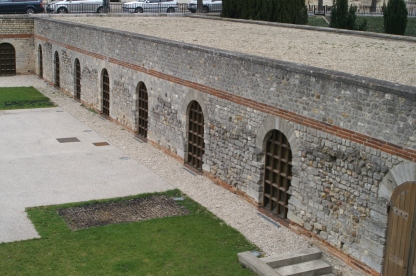 Reims Gallo-Roman cryptoporticus